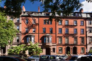 135 Beacon Street - Boston's Back Bay
