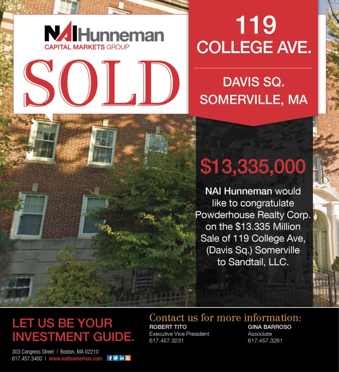 119 College Ave Sale